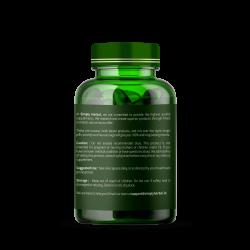 Simply Herbal Organic Calcium Magnesium Zinc Vitamin D3