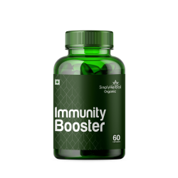 Simply Herbal Organic Immunity Booster