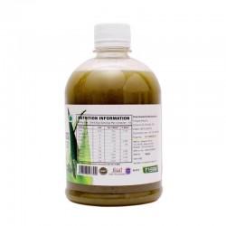 Wheatgrass Aloe Vera Juice 500ml (2 Bottle)