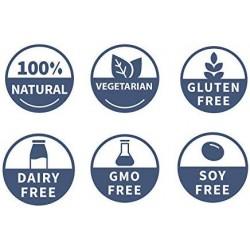 Simply Herbal Premium Biotin 10,000 MCG + Keratin + Amino Acids, Natural Extract & Multivitamin
