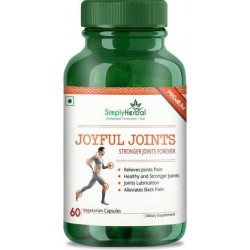 Joyful Joints Supplement 700mg - 60 Capsules (1 Bottle)