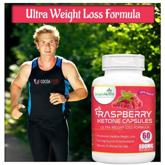 Raspberry Ketone With Green Tea & Garcinia Cambogia