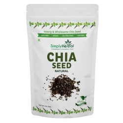 Simply Herbal Chia Seed 100gms Pack