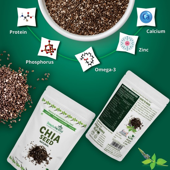 Chia Seed 100Gms Pack