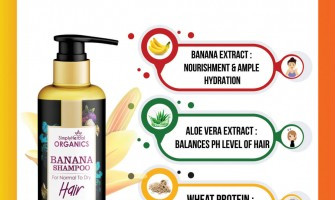 Benefits of Banana Shampoo for Hair Fall & Dandruff, Uses, Ingredients