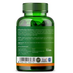 Organics Multivitamins 60+ Certified Extracts - 60 Capsules