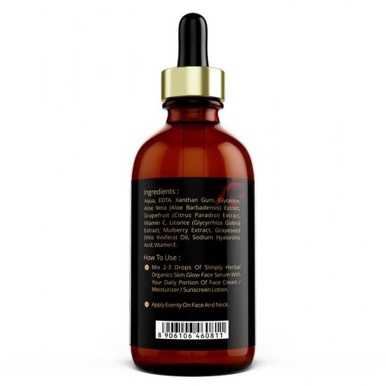 Organics Vitamin C Skin Glow Face Serum 30Ml