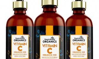 Best Organic Vitamin C Serum for Dry, Sensitive, Oily & Acne Prone Skin