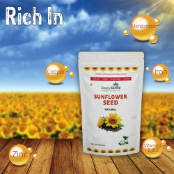 Sun Flower Seed 100Gms Pack