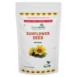 Simply Herbal Sun Flower Seed 100gms Pack