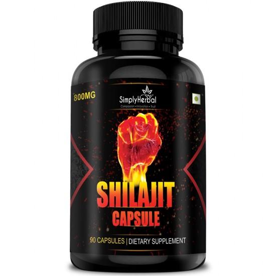 Simply Herbal Shilajit Capsule