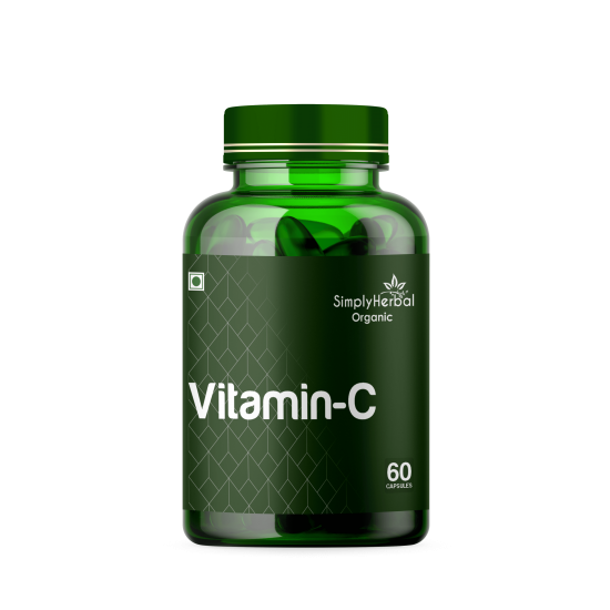 Simply Herbal Organic Vitamin C